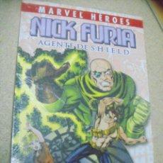 Cómics: MARVEL HÉROES Nº 10- NICK FURIA -ED. PANINI. Lote 162490690
