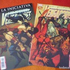 Cómics: LOS NUEVOS VENGADORES VOL. 1 NºS 27 Y 28 ( BENDIS YU ) ¡MUY BUEN ESTADO! PANINI MARVEL. Lote 162592594