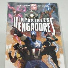 Cómics: IMPOSIBLES VENGADORES Nº 1 / MARVEL NOW PANINI. Lote 162613186