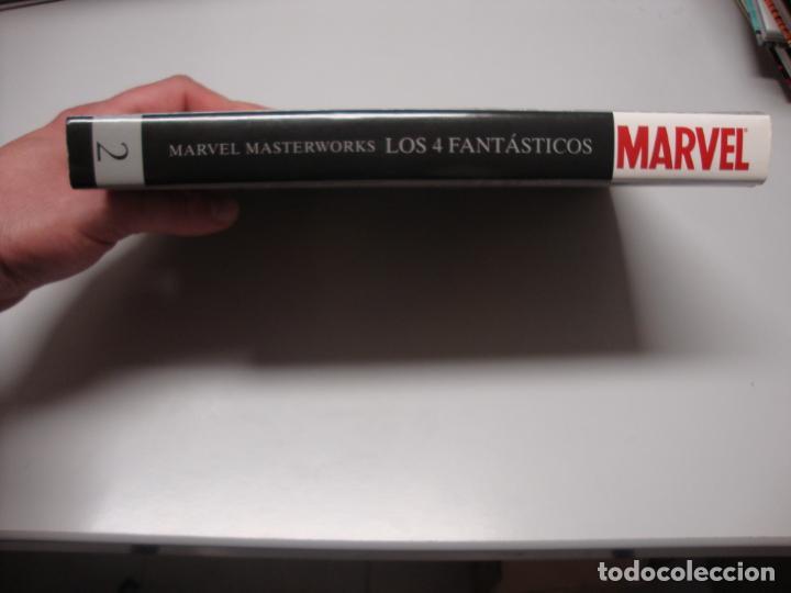 Cómics: Mavel Masterworks los 4 fantasticos 2 - Foto 3 - 162775330