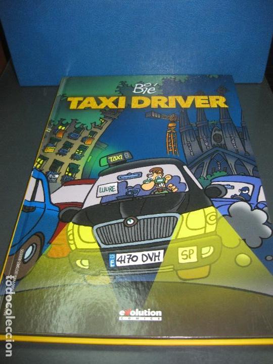 TAXI DRIVER. BIE. EVOLUTION COMICS. PANINI 2014. (Tebeos y Comics - Panini - Otros)