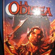 Cómics: LA ODISEA. ROY THOMAS - GREG TOCCHINI. CLASICOS ILUSTRADOS MARVEL. PANININ COMICS 2011.. Lote 163026414