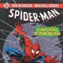 Cómics: SPIDER-MAN 5 DE 6: UNA GRAN RESPONSABILIDAD - PANINI COMICS MARVEL (PRECINTADO). Lote 163383386