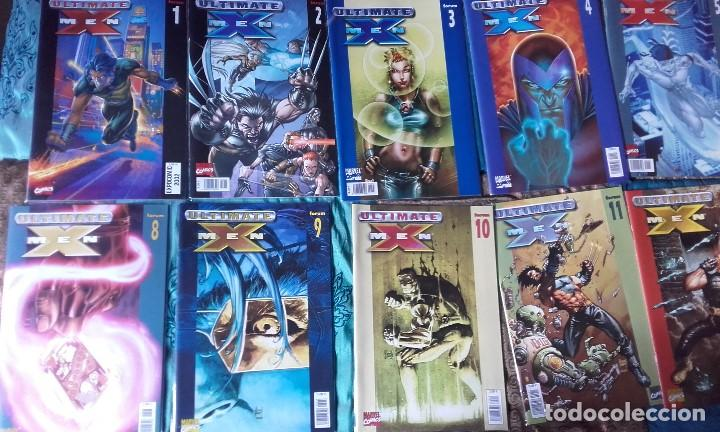 COLECCIÓN COMPLETA DE ULTIMATE X-MEN VOLUMEN 1 (Tebeos y Comics - Panini - Marvel Comic)
