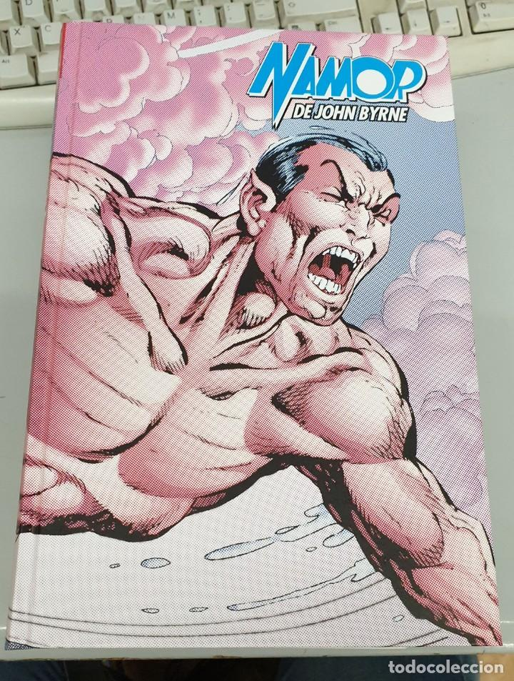 NAMOR DE JOHN BYRNE - MARVEL LIMITED EDITION / PANINI COMICS (Tebeos y Comics - Panini - Marvel Comic)