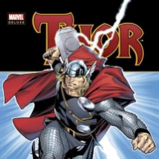 Cómics: MARVEL DELUXE. THOR 1 DIOSES ERRANTES . Lote 164585110