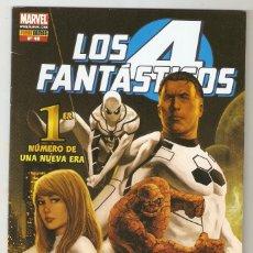 Fumetti: LOS 4 FANTÁSTICOS - Nº 48 - VOL.7 - PANINI - DICIEMBRE 2011 -. Lote 164631126