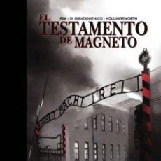 Cómics: X-MEN: MAGNETO - TESTAMENTO - TOMO - PANINI. Lote 164951396