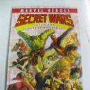 Cómics: MARVEL COMICS 11. SECRET WARS. LA LLEGADA DEL TODOPODEROSO. PANINI 2010. Lote 165089106