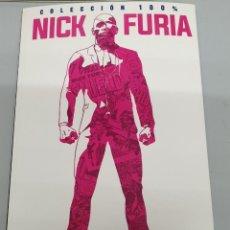 Cómics: NICK FURIA : OPERACIONES ENCUBIERTAS - COLECCION 100% / JAMES ROBINSON / MARVEL - PANINI. Lote 165099814