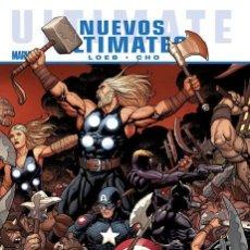 Cómics: ULTIMATE COMICS. NUEVOS ULTIMATES GRAPHIC NOVELS PANINI ESPAÑA. Lote 165218566