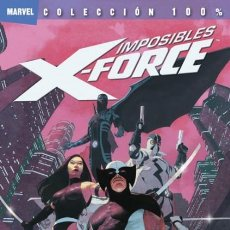 Cómics: COL. 100 % MARVEL - IMPOSIBLES X-FORCE Nº 1 LA SOLUCION APOCALIPSIS - PANINI - IMPECABLE - OFI15T. Lote 165512526