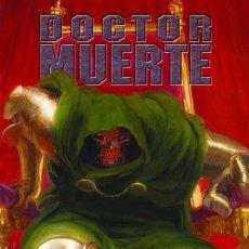 Cómics: COL. 100 % MARVEL HC DOCTOR MUERTE ORIGEN - PANINI - TAPA DURA - COMO NUEVO - OFF15. Lote 165547086