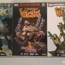 Fumetti: HERCULES 1, 3 Y 4. Lote 165597702