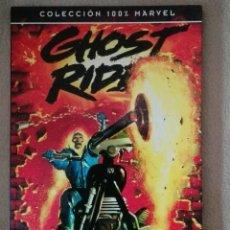 Cómics: GHOST RIDER (EL MOTORISTA FANTASMA): REVELACIONES. . COLECCIÓN 100% MARVEL.. Lote 165603050