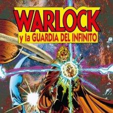 Cómics: COL. JIM STARLIN Nº 8 WARLOCK Y LA GUARDIA DEL INFINITO - PANINI - CARTONE - IMPECABLE - OFF15. Lote 165621970