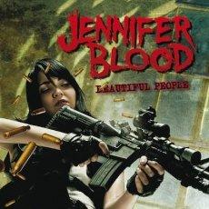Cómics: JENNIFER BLOOD Nº 2 BEAUTIFUL PEOPLE - PANINI - COMO NUEVO - OFF15. Lote 165663462