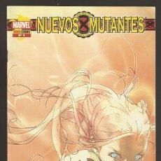 Cómics: NUEVOS MUTANTES - Nº 2 - VOL 1 - ABRIL 2005 - PANINI -. Lote 165680030