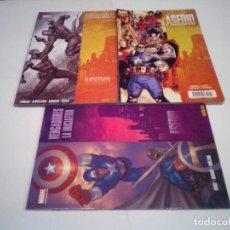 Cómics: ASEDIO - PANINI COMICS - COMPLETA - 5 COMICS MAS 2 ESPECIALES - MUY BUEN ESTADO - GORBAUD - CJ 106. Lote 165736090