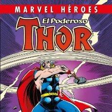 Cómics: MARVEL HEROES Nº 83 EL PODEROSO THOR - PANINI - CARTONE - IMPECABLE - OFF15. Lote 165757694