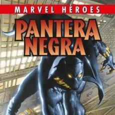 Cómics: MARVEL HEROES Nº 85 PANTERA NEGRA - PANINI - CARTONE - IMPECABLE - OFF15. Lote 165758598