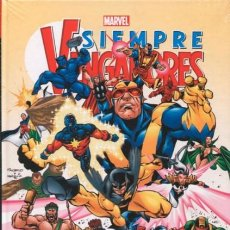Cómics: MARVEL INTEGRAL Nº 10 SIEMPRE VENGADORES - PANINI - CARTONE - IMPECABLE - OFF15. Lote 165776410