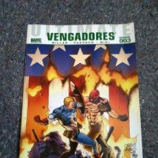 Cómics: ULTIMATE VENGADORES Nº 3. Lote 166072026