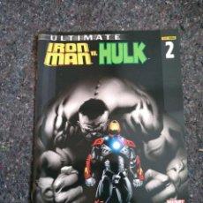 Cómics: ULTIMATE IRON MAN VS. HULK Nº 2 D6. Lote 166072494