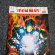 Comics: ULTIMATE IRON MAN ARMOR WARS Nº 2. Lote 166072698