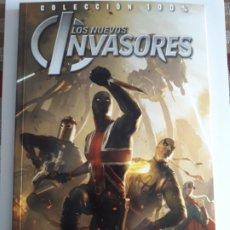 Cómics: COLECCION 100% LOS NUEVOS INVASORES TOMO. Lote 166257698