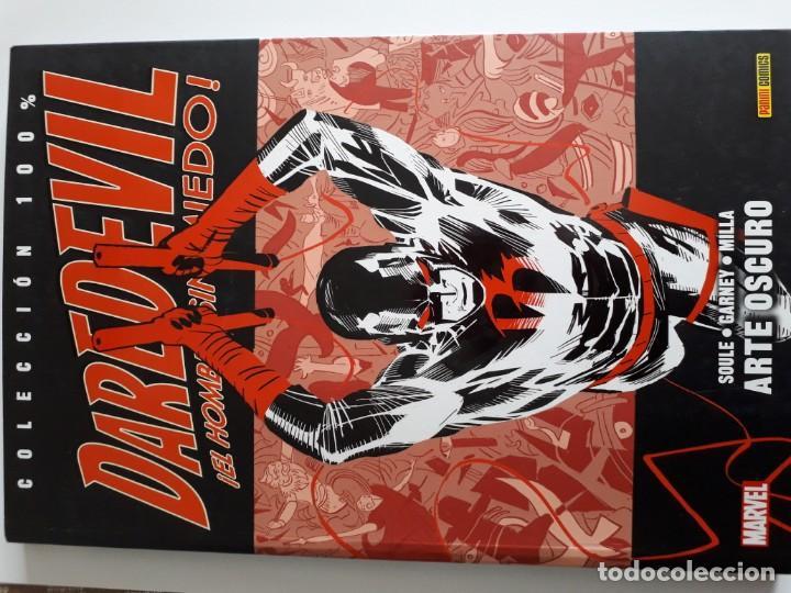 COLECCION 100% TOMO DAREDEVIL (Tebeos y Comics - Panini - Marvel Comic)