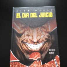 Cómics: ALAN MOORE - EL DÍA DEL JUICIO - ALETA. Lote 166648902
