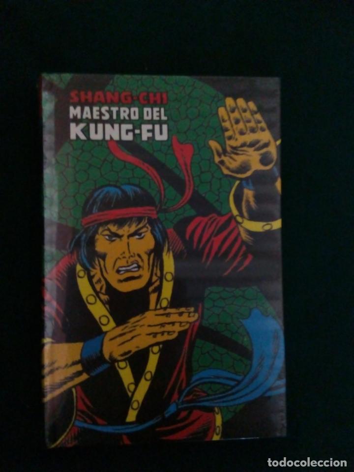 SHANG-CHI 1 PLASTIFICADO MARVEL LIMITED EDITION (Tebeos y Comics - Panini - Marvel Comic)