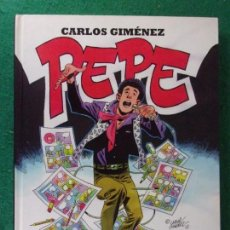 Cómics: PEPE / CARLOS GIMÉNEZ / 2012. PANINI COMICS. Lote 166772926