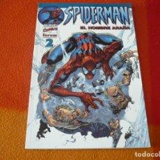 Cómics: SPIDERMAN EL HOMBRE ARAÑA VOL 6 Nº 2 ( STRACZYNSKI ROMITA JR ) ¡MUY BUEN ESTADO! MARVEL FORUM . Lote 167019416