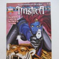Cómics: MISTICA VOL.1 Nº 4 (PANINI,2005) - X-MEN - 48 PAGS VAUGHAN RYAN BUEN ESTADO E3X2. Lote 167560744