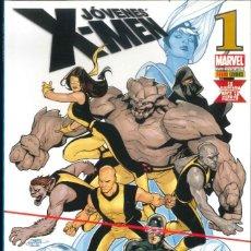 Cómics: JOVENES X-MEN NÚMERO 1 PANINI CÓMICS MARVEL. Lote 167670304