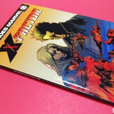 Cómics: DE KIOSCO X FACTOR 3 PECADOS ORIGINALES HEROES MARVEL PANINI COMICS. Lote 167848197