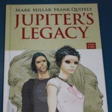 Cómics: JUPITER'S LEGACY - TOMO UNO - MILLAR Y QUITELY - NUEVO. Lote 167853696