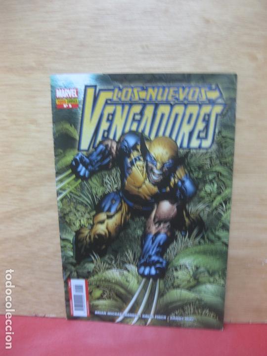 LOS NUEVOS VENGADORES Nº 5. MARVEL PANINI COMICS 2006 (Tebeos y Comics - Panini - Marvel Comic)
