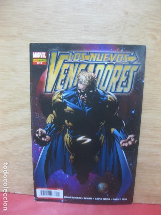 LOS NUEVOS VENGADORES Nº 3. MARVEL PANINI COMICS 2006 (Tebeos y Comics - Panini - Marvel Comic)