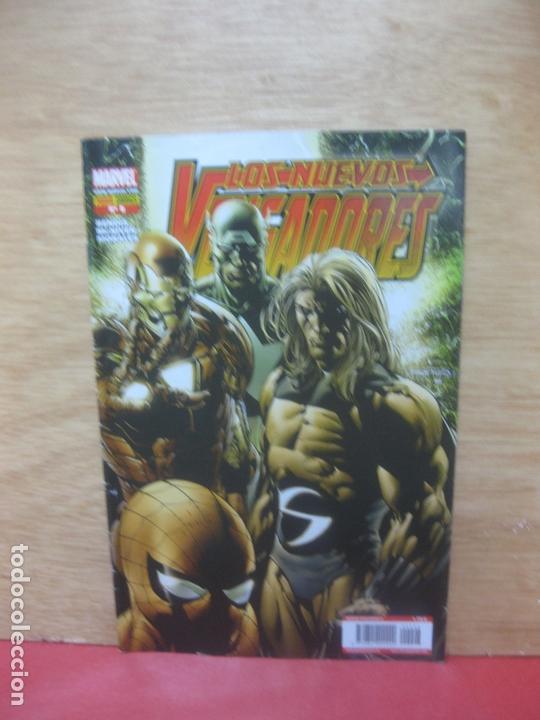LOS NUEVOS VENGADORES Nº 8. MARVEL PANINI COMICS 2006 (Tebeos y Comics - Panini - Marvel Comic)