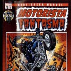 Cómics: BIBLIOTECA MARVEL MOTORISTA FANTASMA Nº 2. Lote 168166704