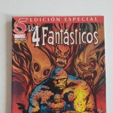 Cómics: MARVEL COMICS - LOS CUATRO FANTÁSTICOS VOL. 6 Nº 5 (VARIANTE EDICIÓN ESPECIAL) FANTASTIC FOUR 4. Lote 168175000