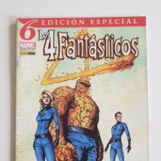 Cómics: MARVEL COMICS - LOS CUATRO FANTÁSTICOS VOL. 6 Nº 6 (VARIANTE EDICIÓN ESPECIAL) FANTASTIC FOUR 4. Lote 168175028