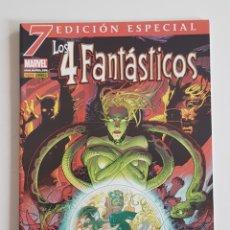 Cómics: MARVEL COMICS - LOS CUATRO FANTÁSTICOS VOL. 6 Nº 7 (VARIANTE EDICIÓN ESPECIAL) FANTASTIC FOUR 4. Lote 168175140