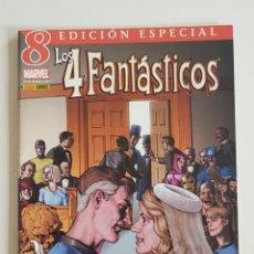 Cómics: MARVEL COMICS - LOS CUATRO FANTÁSTICOS VOL. 6 Nº 8 (VARIANTE EDICIÓN ESPECIAL) FANTASTIC FOUR 4. Lote 168175192