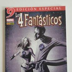 Cómics: MARVEL COMICS - LOS CUATRO FANTÁSTICOS VOL. 6 Nº 9 (VARIANTE EDICIÓN ESPECIAL) FANTASTIC FOUR 4. Lote 168175224