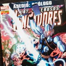 Cómics: ASEDIO PROLOGO LOS PODEROSOS VENGADORES 34 PANINI COMICS. Lote 168318252