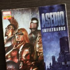 Cómics: ASEDIO INFLITRADOS 3 PANINI MARVEL COMICS . Lote 168318400